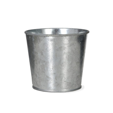 Galvanised Steel Plant Pot