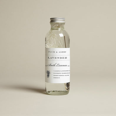 Plum & Ashby Lavender Bath Essence