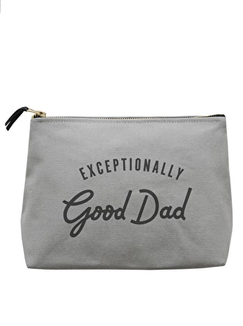 Exceptionally Good Dad Washbag
