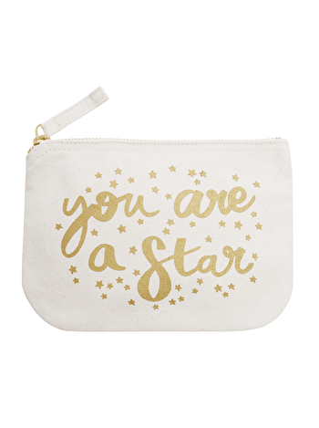 You're a Star Mini Pouch