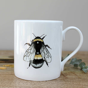 Tableware - Bone China Bee Mug