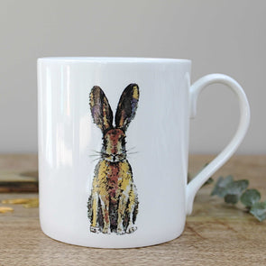 Tableware - Bone China Hare Mug