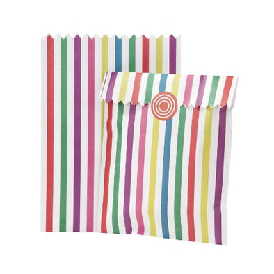 Rainbow Treat Bags Set of 10