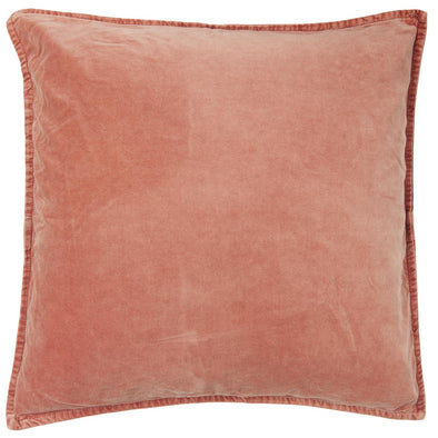 Desert Rose Velvet Cushion Cover