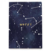 Constellation Linen Notebook