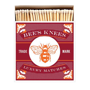 Luxury Matches - Bees Knees