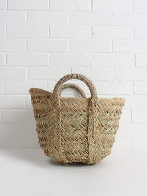 Halfah Grass Storage Basket