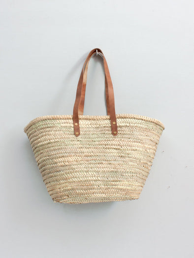 Valencia Shopper Basket