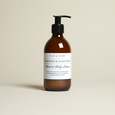 Plum & Ashby Seaweed and Samphire Hand and Body Lotion
