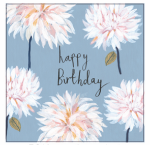 AV Cafe Au Lait Birthday Card