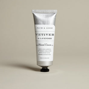 Plum & Ashby Vetiver and Lavender Hand Cream