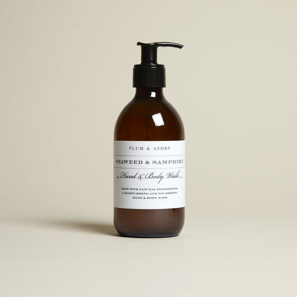 Plum & Ashby Seaweed and Samphire Hand and Body Wash