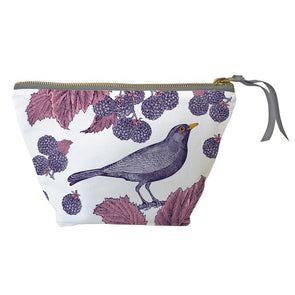 Blackbird & Bramble Cosmetic Pouch