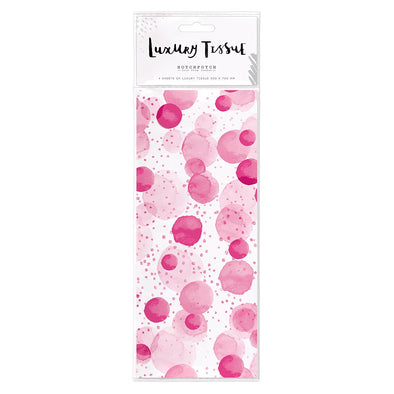 Neon Spots Tissue Pack