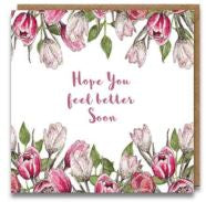 Hope You Feel Better Soon Card