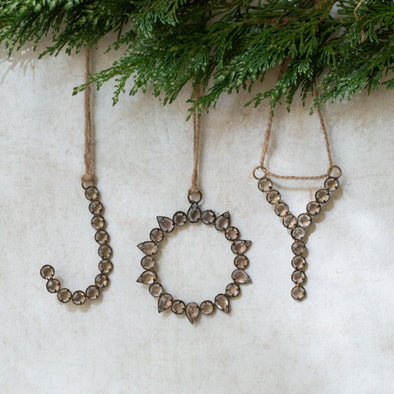 JOY Hanging Letters Set Of 3