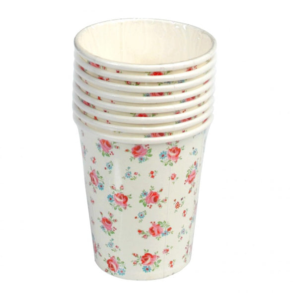 La Petite Rose Tea Party Cups