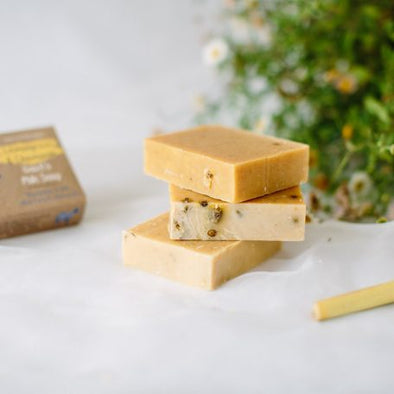 Lemongrass & Chamomile Goat's Milk Soap