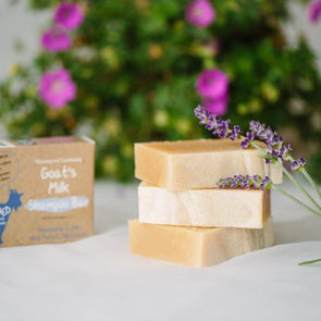 Goat's Milk Shampoo Bar