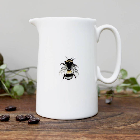 Tableware - Bone China Bee 1/2 Pint Jug
