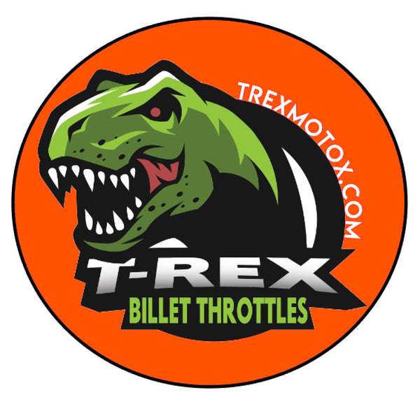 T-Rex Billet Throttle Assembly Parts