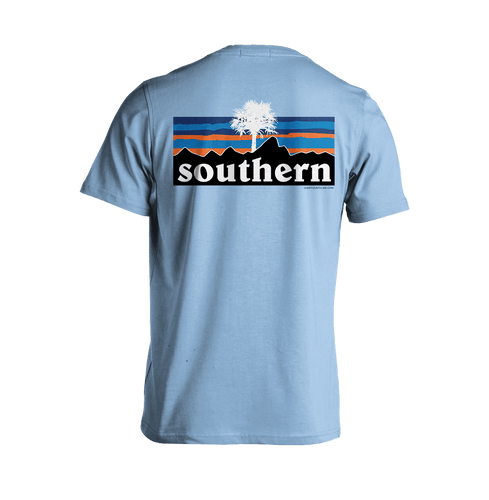 Southern Landscape Light Blue - County Line