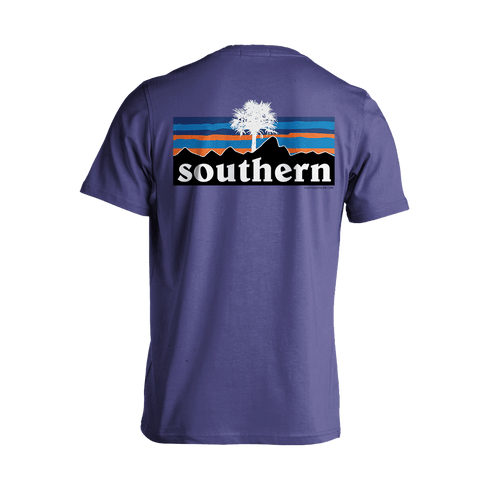 COMFORT COLORS® Southern Landscape Grape - County Line