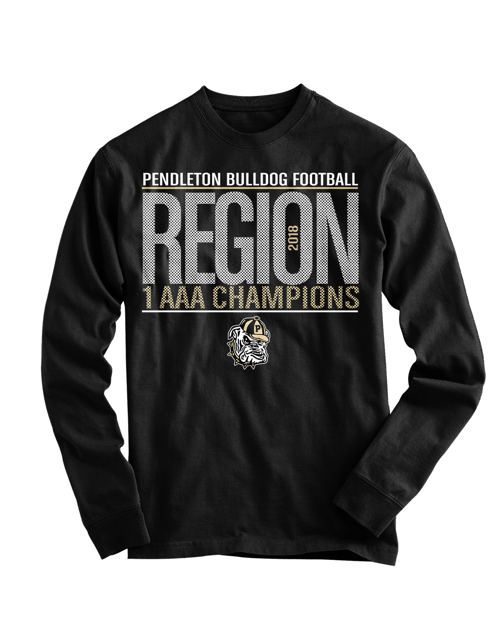 REGION CHAMPIONS Long Sleeve T-Shirt