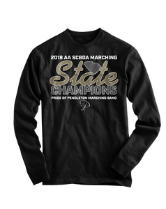 STATE CHAMPIONS Long Sleeve T-Shirt