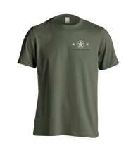 Fallen Soldier Sacrifice Military Green Shirt