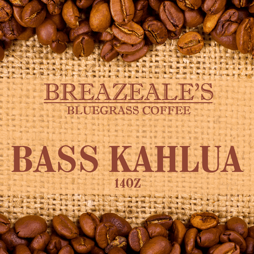 Breazeale's Grocery Bluegrass Coffee Bass Kahlua