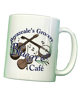 Breazeale's Grocery Bluegrass Coffee Mug - 12 oz.