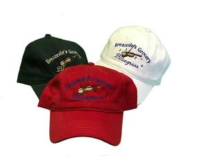 Breazeale's Grocery Bluegrass Hat - Assorted Colors Available