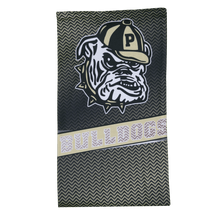 Neck Gaiters - Bulldogs Carbon Fiber print.