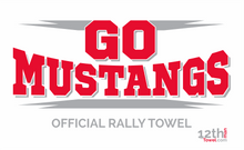 100 Official Rally Towels -$3 each