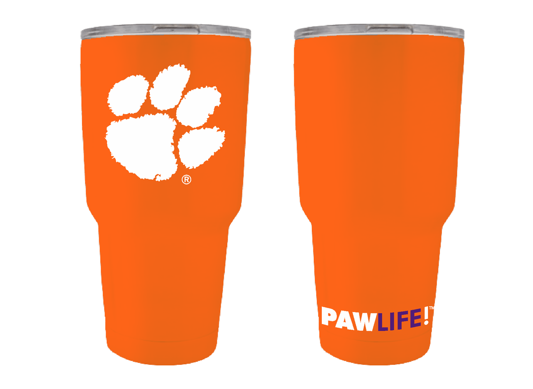 RTIC Tumbler - Orange - PAWLIFESTORE