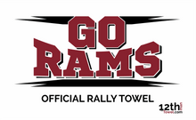 1000 Official Rally Towels - $1.80 each