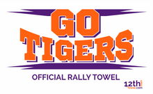 250 Official Rally Towels - $2.50 each