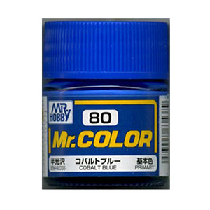 MR.COLOR 080 COBALT BLUE (GLOSS) 10ML