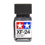 ENAMEL PAINT XF-24 DARK GREY 10ML