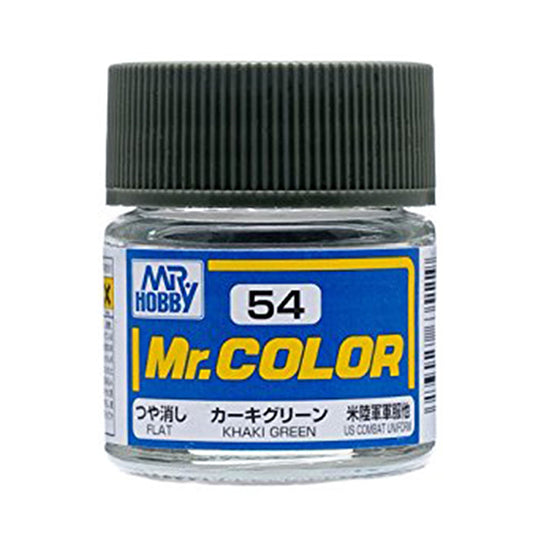 MR.COLOR 054 KHAKI GREEN (FLAT) 10ML