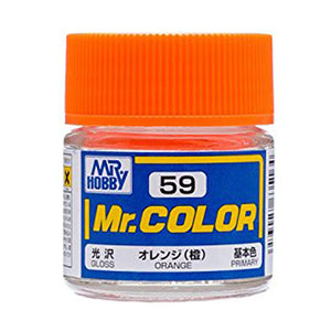 MR.COLOR 059 ORANGE (GLOSS) 10ML