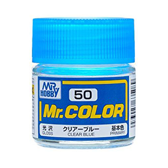 MR.COLOR 050 CLEAR BLUE (GLOSS) 10ML