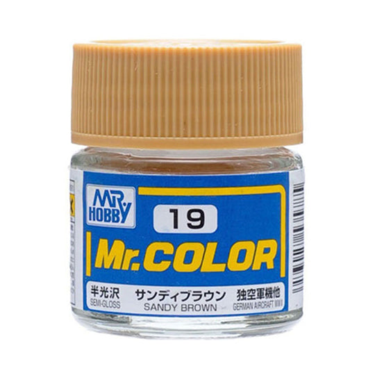 MR.COLOR 019 SANDY BROWN 10ML