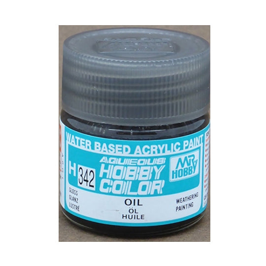 MR. HOBBY AQUEOUS COLOR H-342 (GLOSS OIL) 10ML