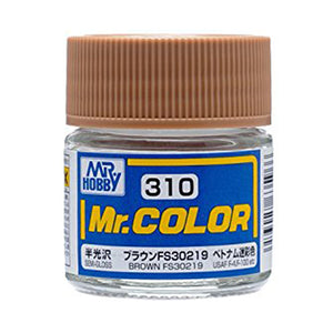 MR.COLOR 310 BROWN FS30219 (SEMI GLOSS)10ML