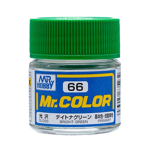 MR.COLOR 066 BRIGHT GREEN (GLOSS) 10ML