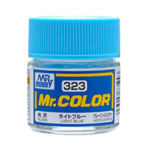 MR.COLOR 323 LIGHT BLUE (GLOSS)10ML