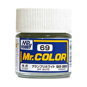 MR.COLOR 069 OFF WHITE (GLOSS) 10ML