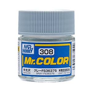 MR.COLOR 308 GRAY FS36375 (SEMI GLOSS)10ML